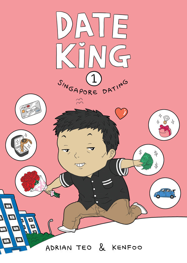 Date King #1: Singapore Dating