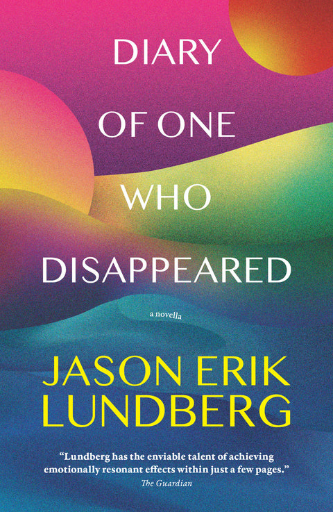 Diary of One Who Disappeared (Preorder)