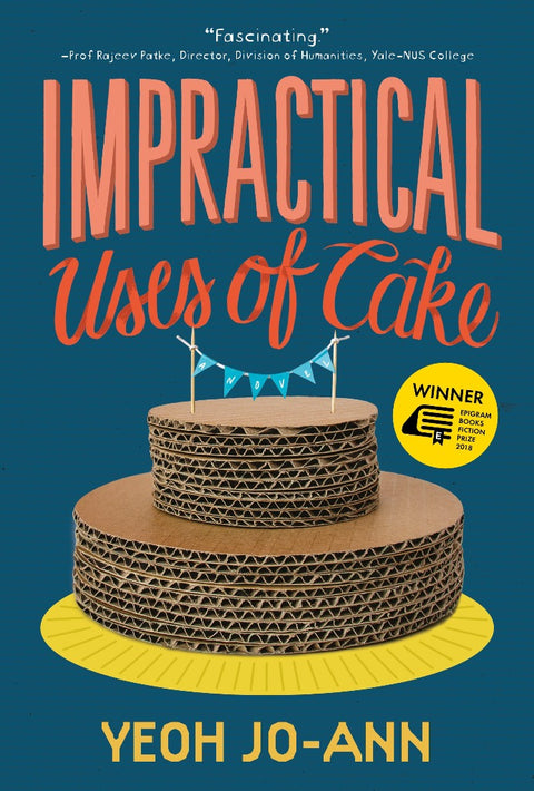 Impractical Uses of Cake (Preorder)