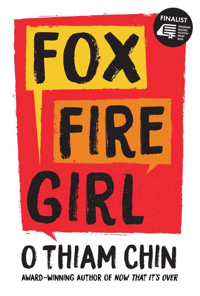 Fox Fire Girl
