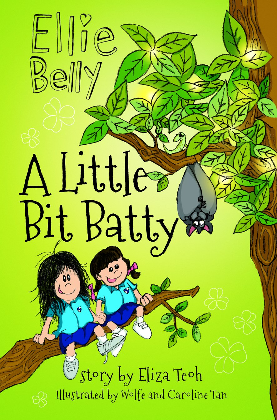 Ellie Belly #4 : A Little Bit Batty