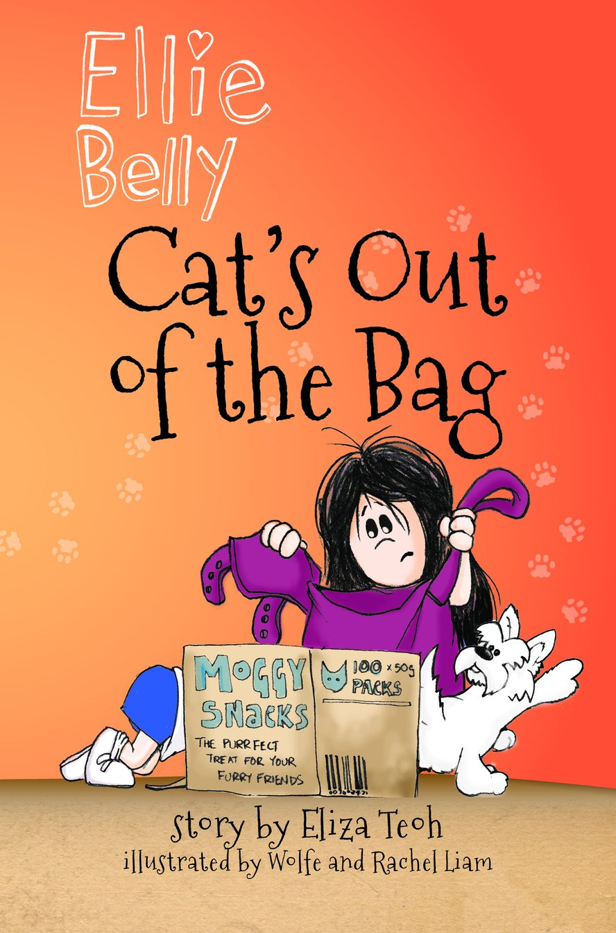 Ellie Belly #2: Cat's Out of the Bag