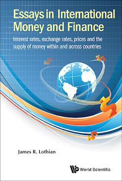 Essays in International Money and Finance
