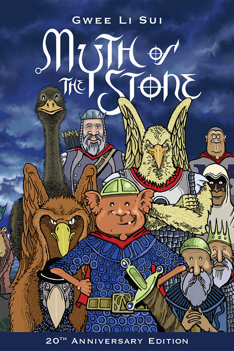 Myth of the Stone: 20th Anniversary Edition