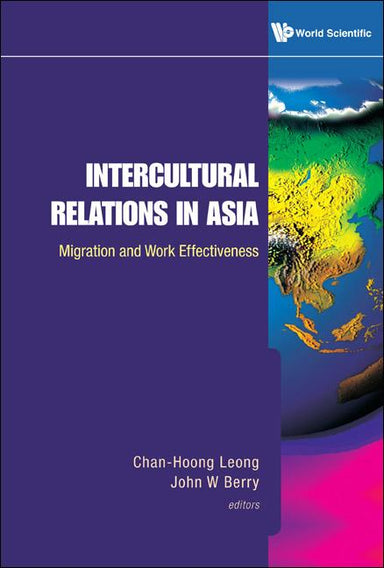 Intercultural Relations in Asia