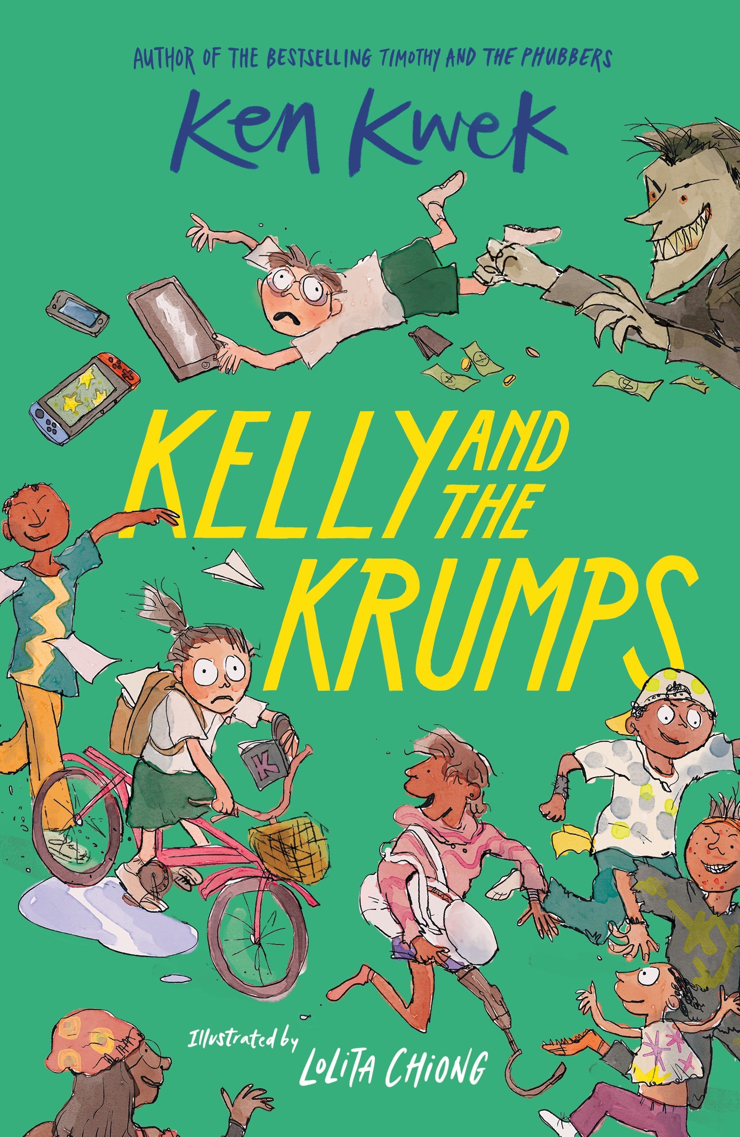 Kelly and the Krumps – Epigram