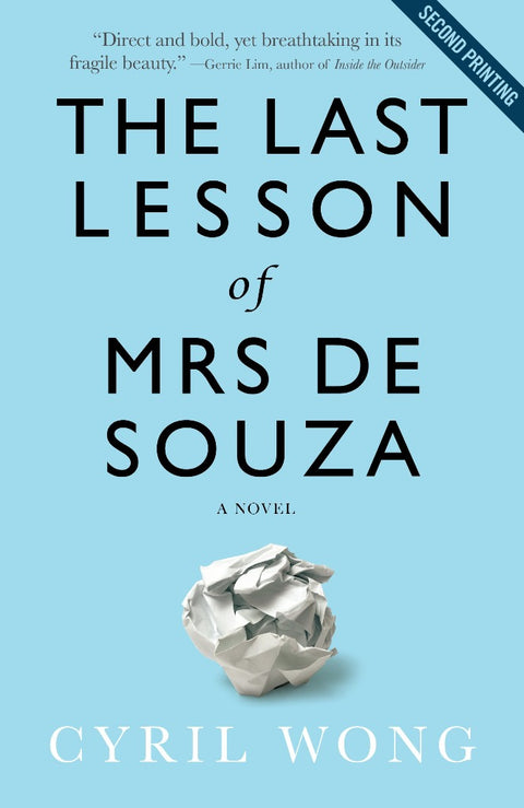 The Last Lesson of Mrs de Souza