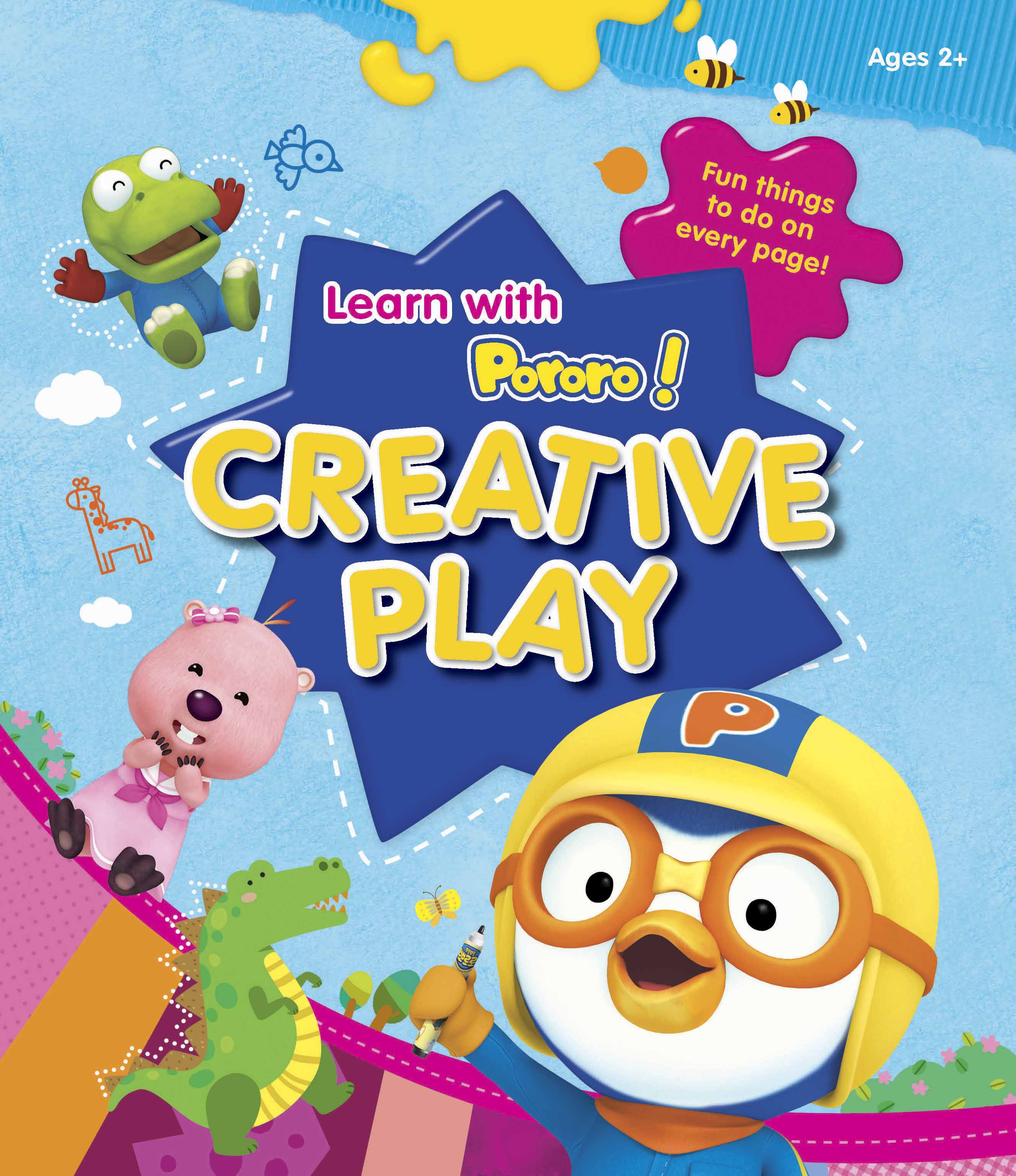 Learn with Pororo! Creative Play
