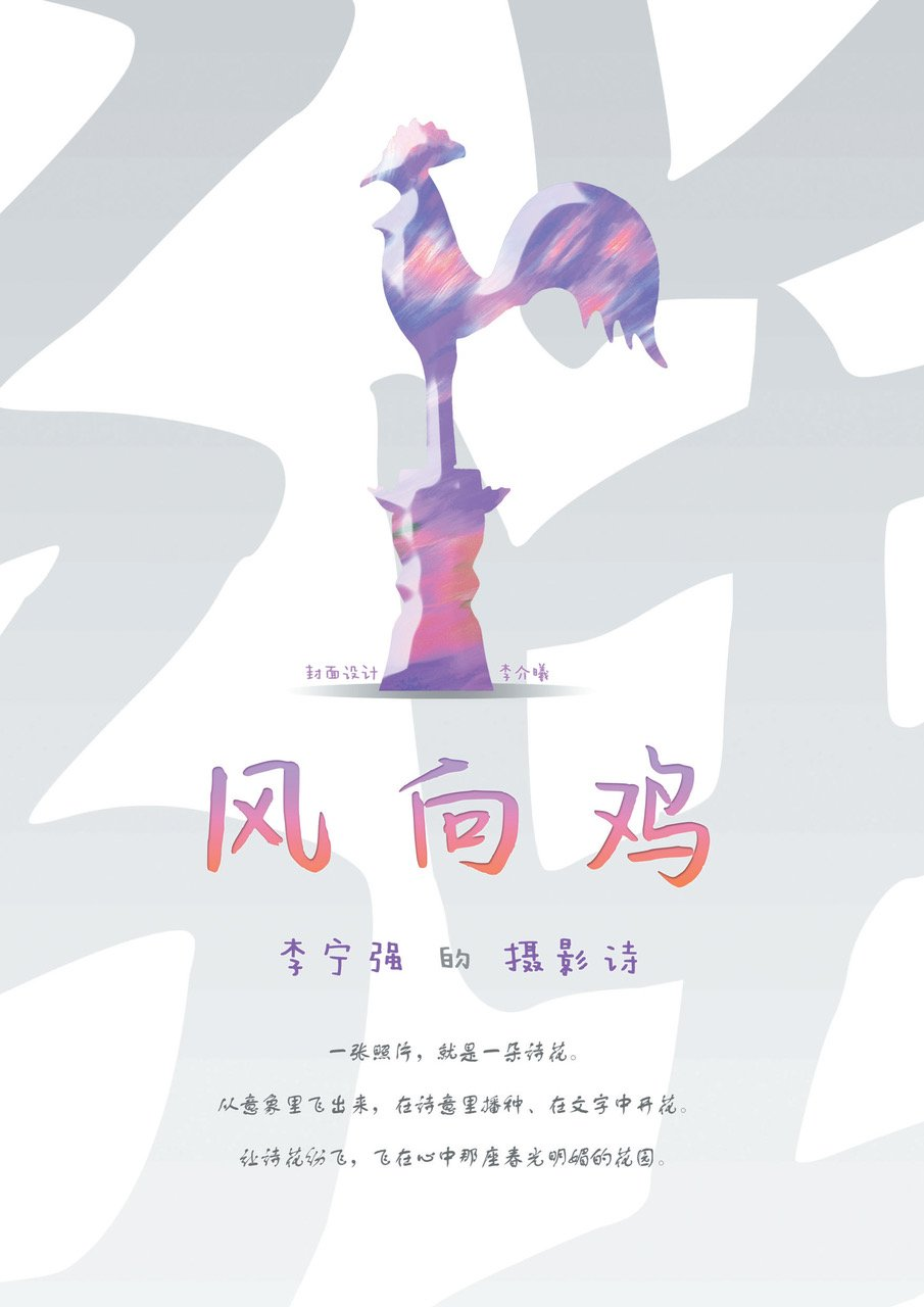 风向鸡 李宁强的摄影诗 (Lee Leng Kiong's Photography Poetry Book)