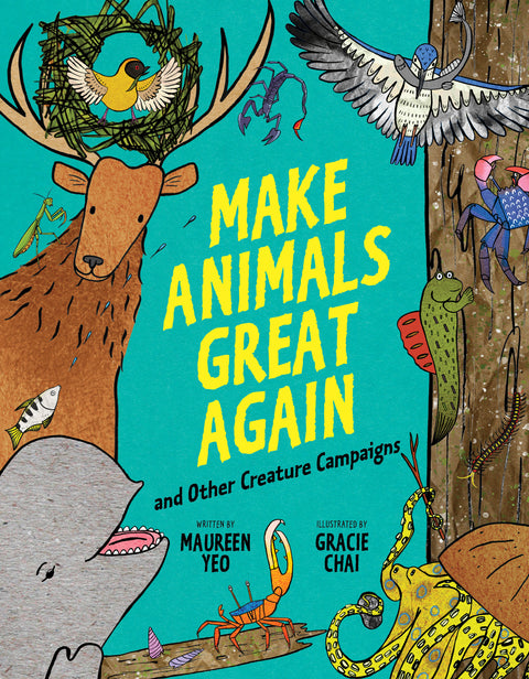 Make Animals Great Again and the Other Creature Campaigns (Preorder)