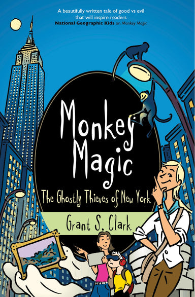 Monkey Magic: The Ghostly Thieves of New York