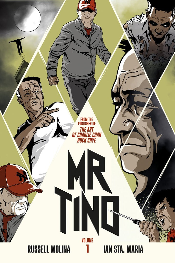 Mr Tino (Volume 1)