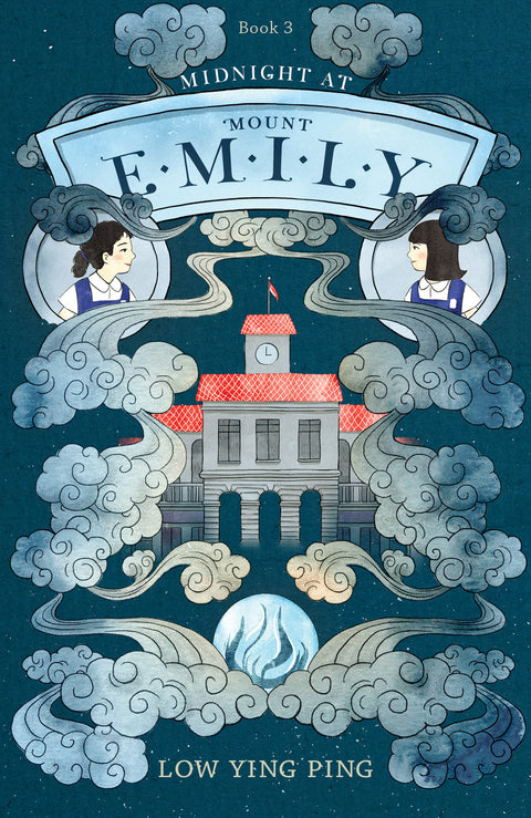 Midnight At Mount Emily (book 3)