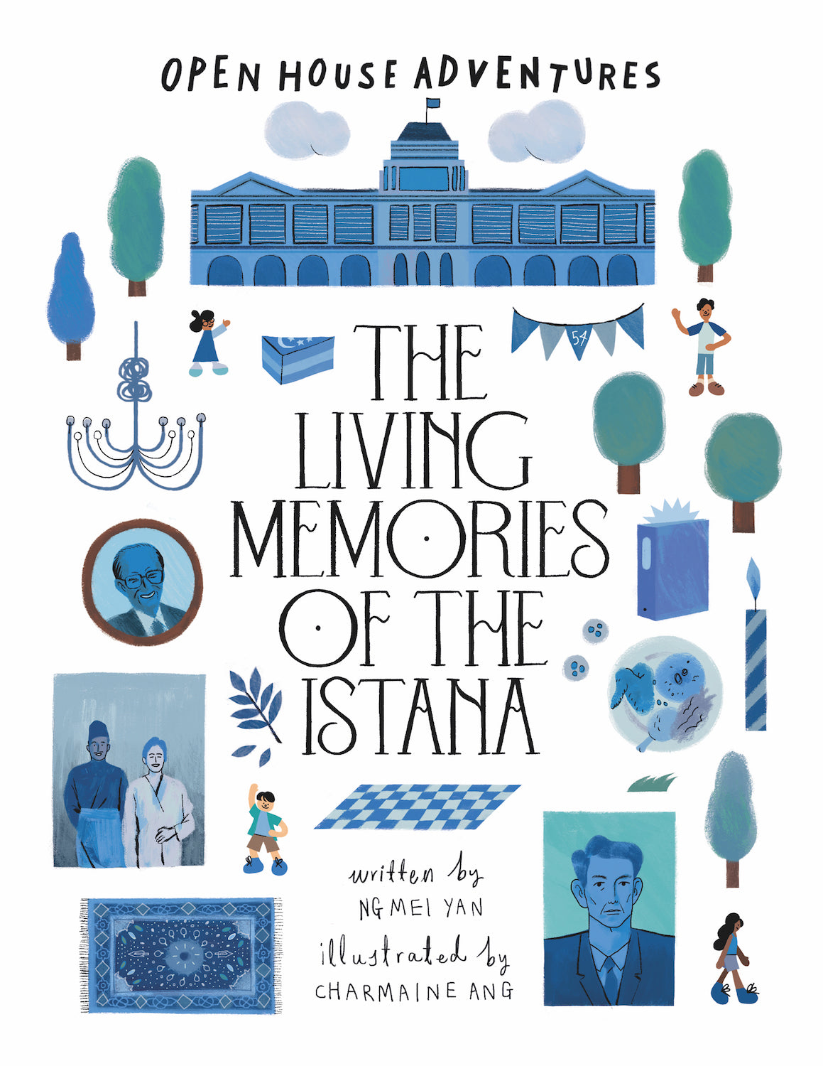 The Living Memories of the Istana