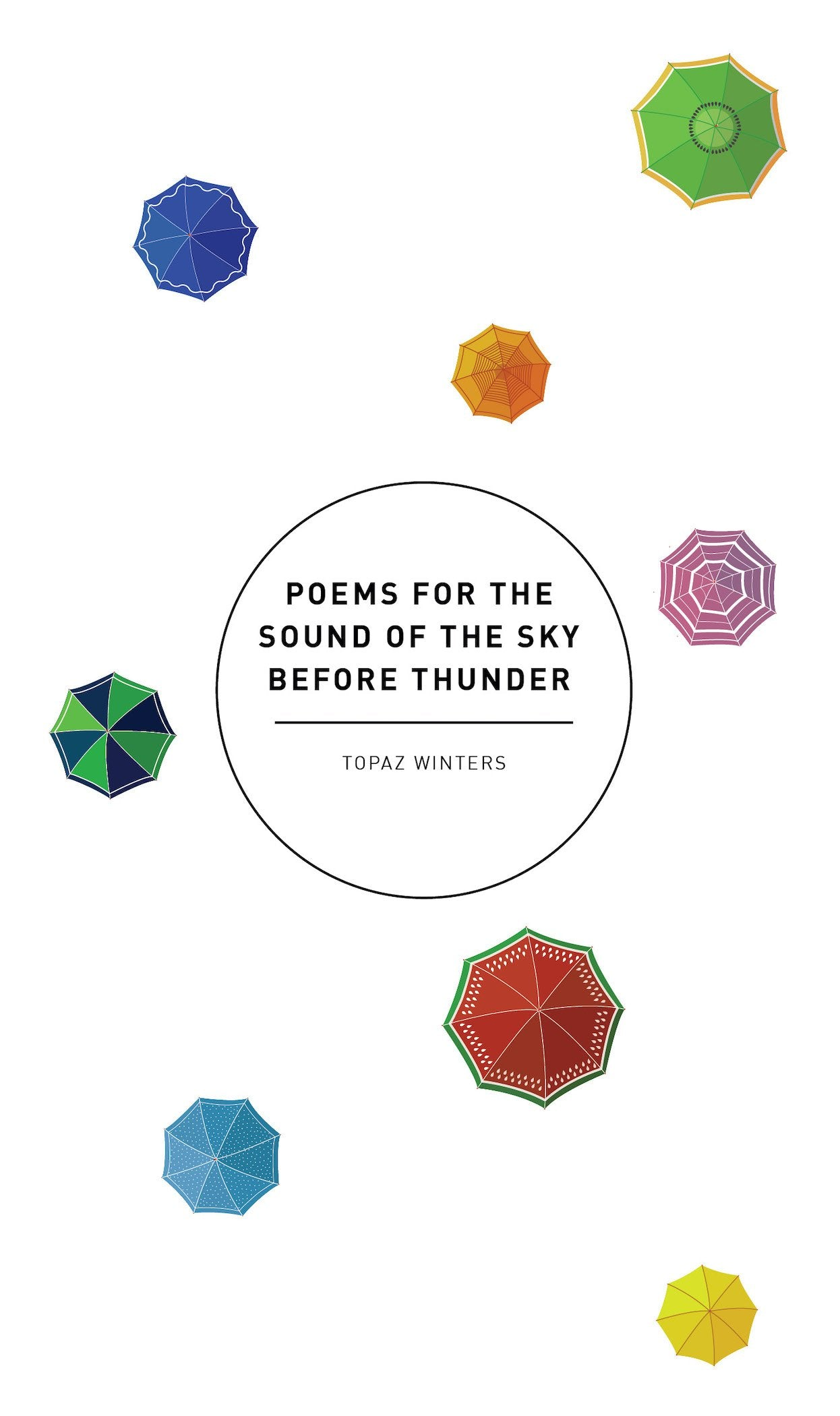 Poems For The Sound Of The Sky Before Thunder