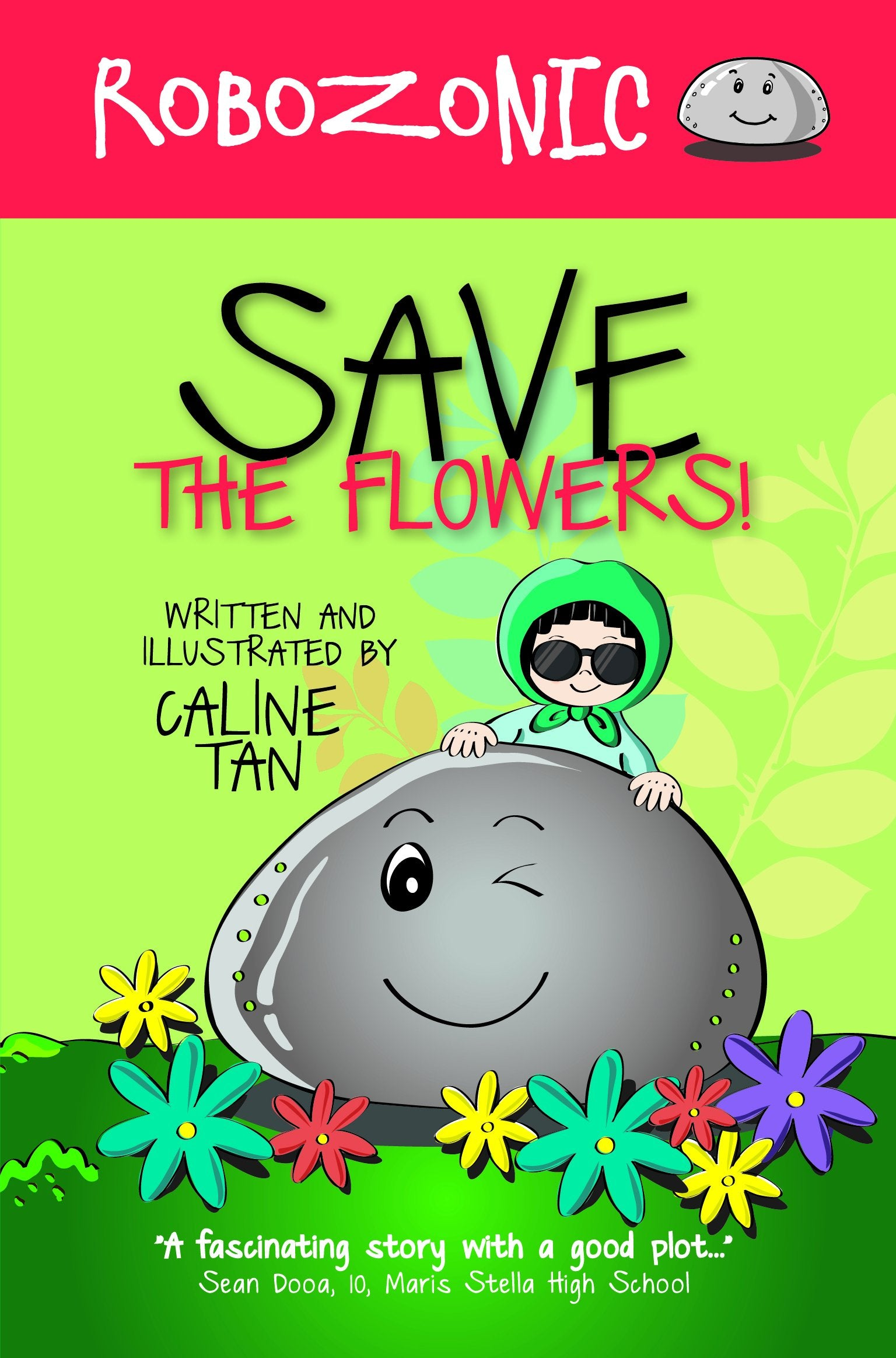 Robozonic: Save the Flowers!