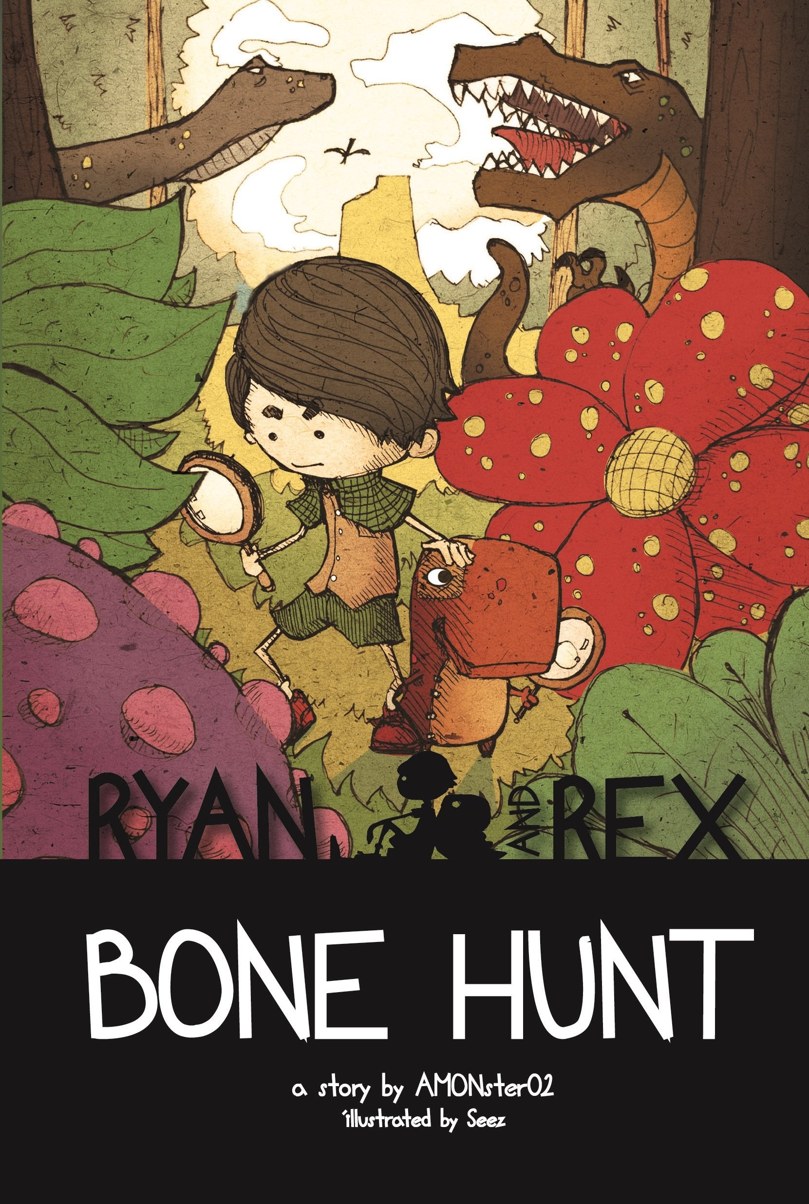 Ryan and Rex: Bone Hunt