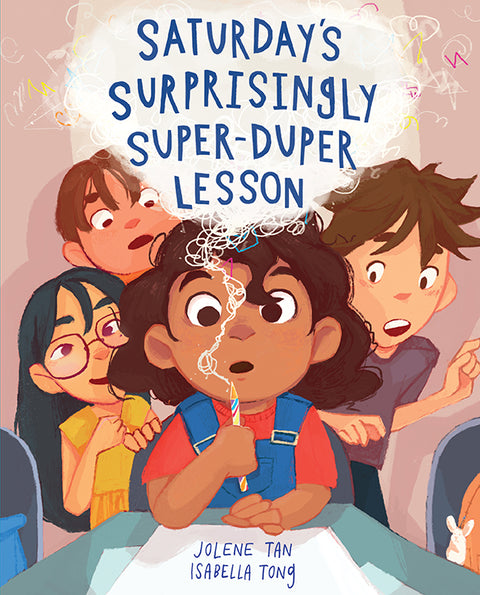 Saturday's Surprisingly Super-Duper Lesson (Preorder)