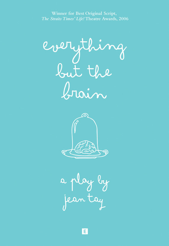 Image result for jean tay everything but the brain