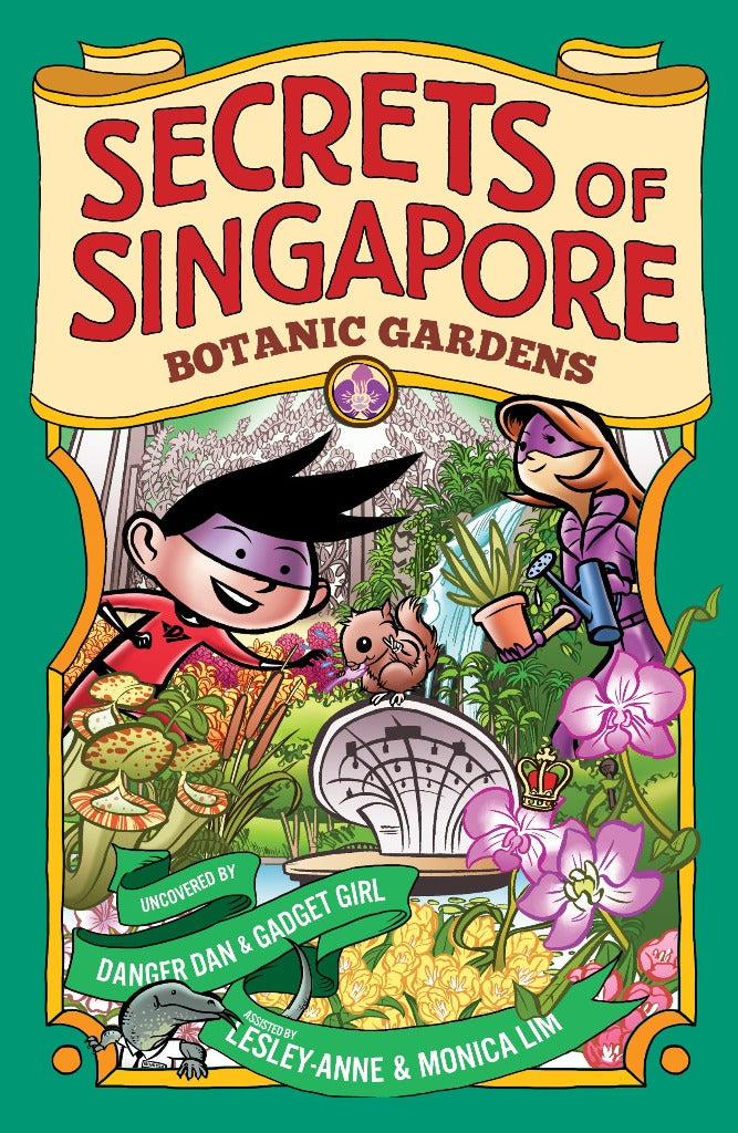 Secrets of Singapore: Botanic Gardens
