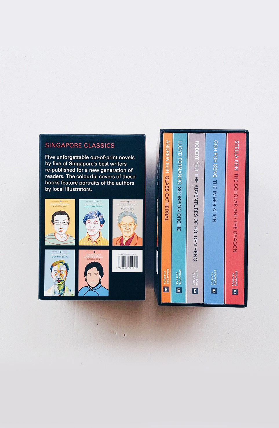 Singapore Classics Box Set