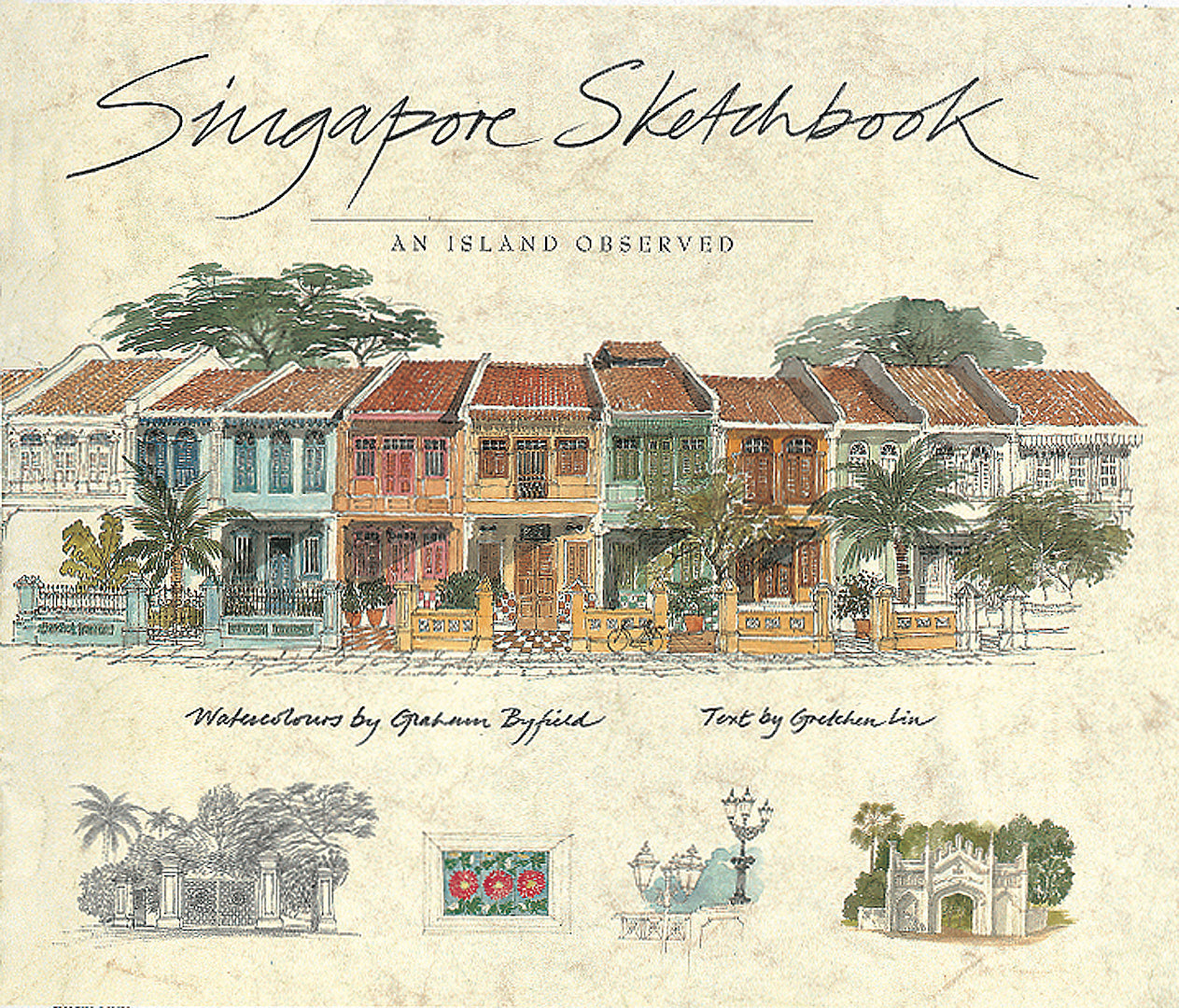 Singapore Sketchbook (Revised Edition)