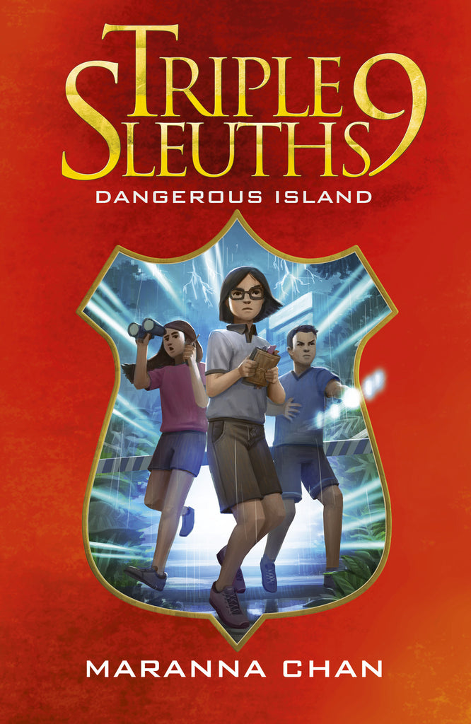 Triple Nine Sleuths: Dangerous Island (book 3)