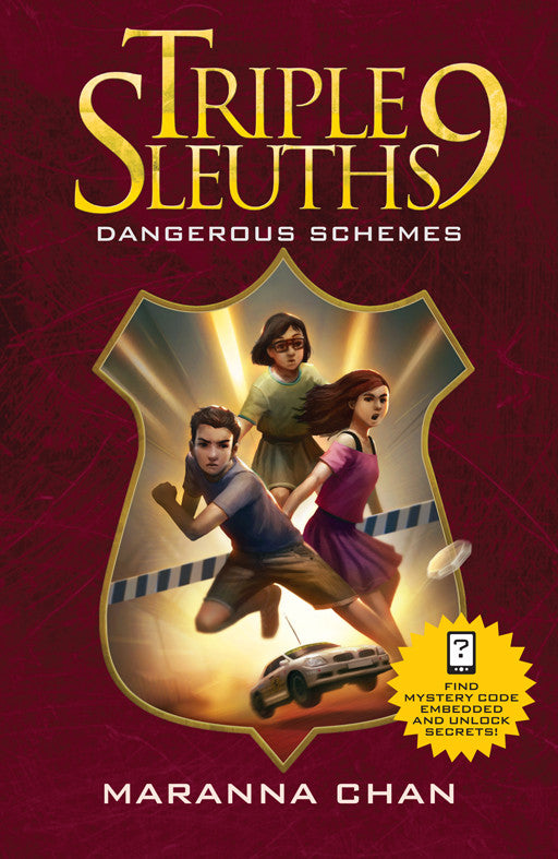 Triple Nine Sleuths: Dangerous Schemes (book 4)