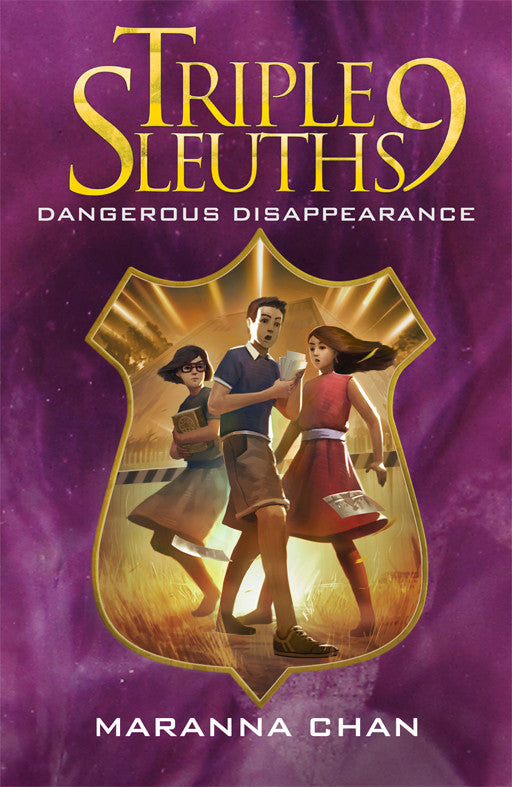 Triple Nine Sleuths: Dangerous Disappearance (book 7)