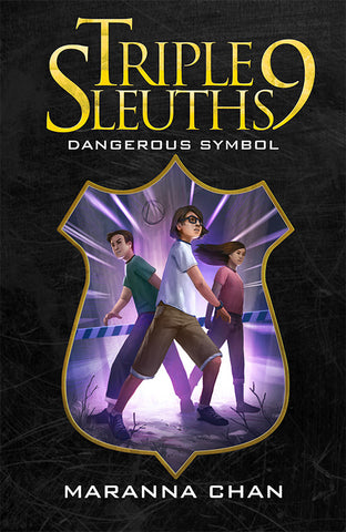 Triple Nine Sleuths: Dangerous Symbol (book 8)
