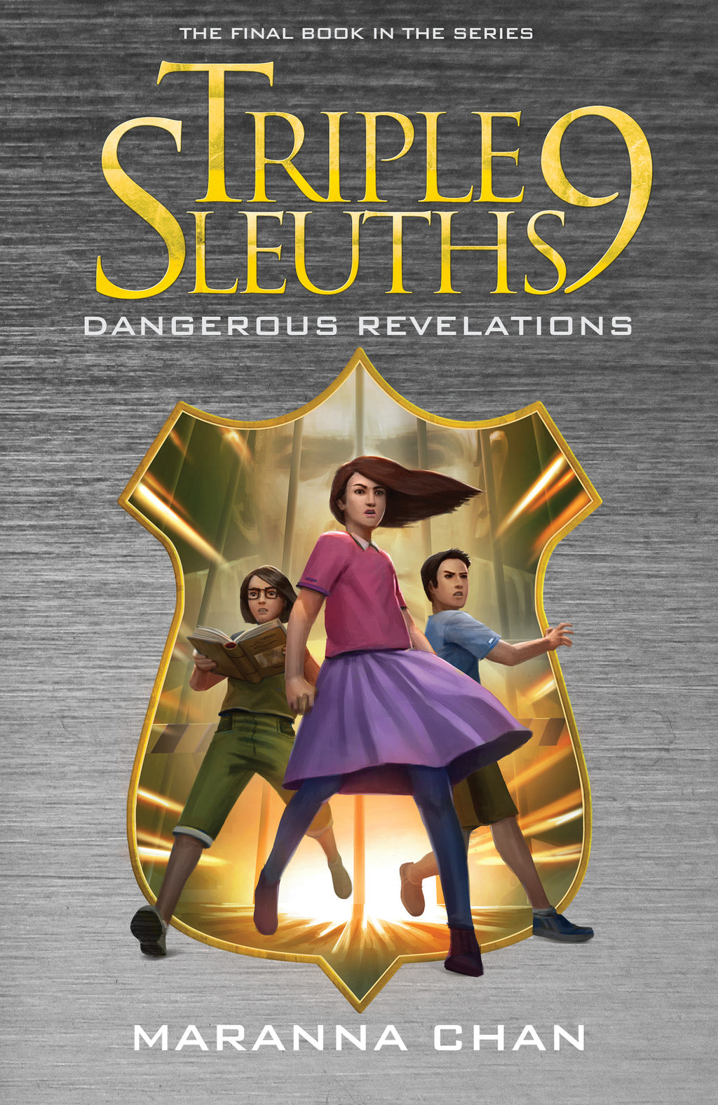 Triple Nine Sleuths: Dangerous Revelations (book 9)