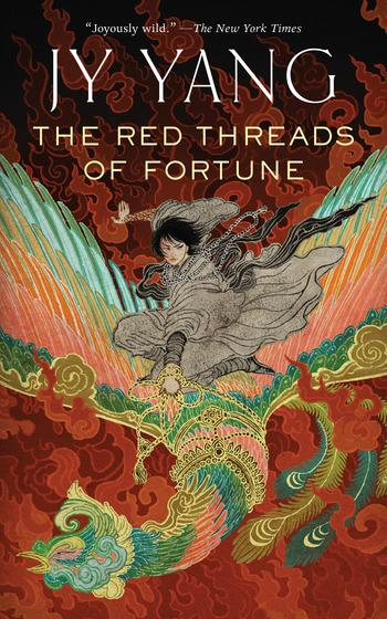 The Tensorate Series: The Red Threads of Fortune (book 2)