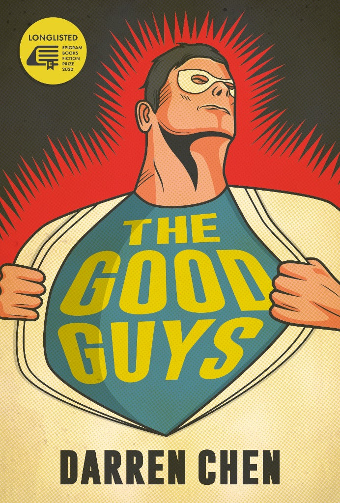 The Good Guys (Preorder)