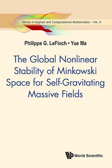 The Global Nonlinear Stability of Minkowski Space For Self-Gravitating Massive Fields