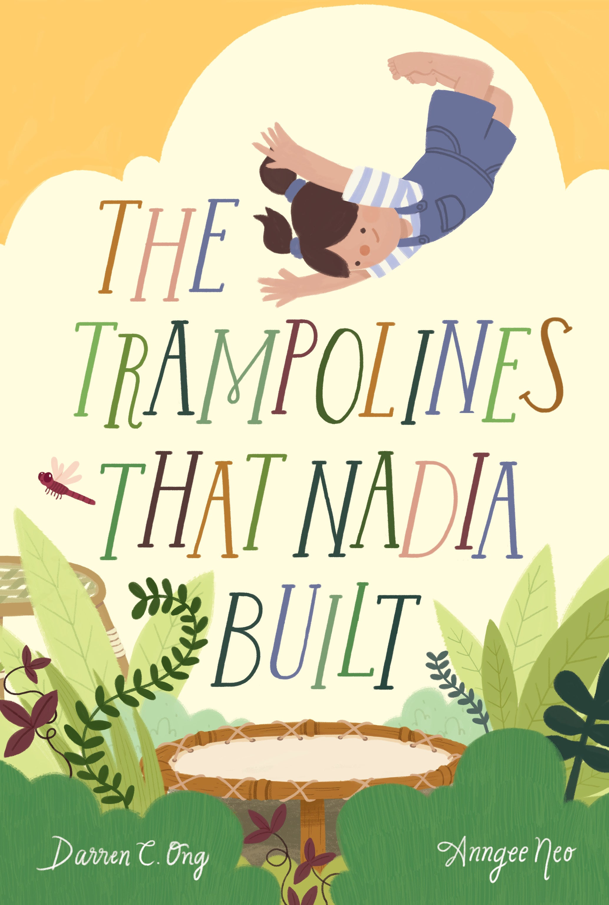 The Trampolines That Nadia Built