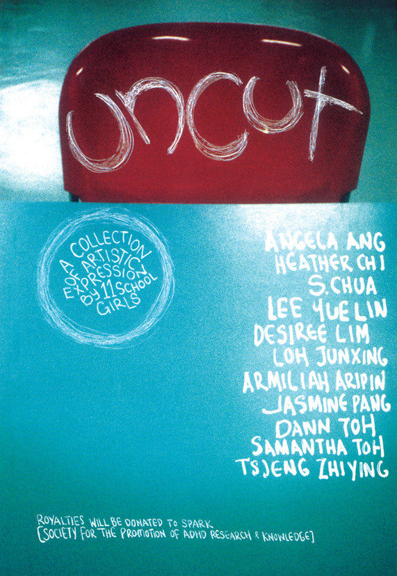 Uncut: A Collection of Artistic Expressions by 11 School Girls