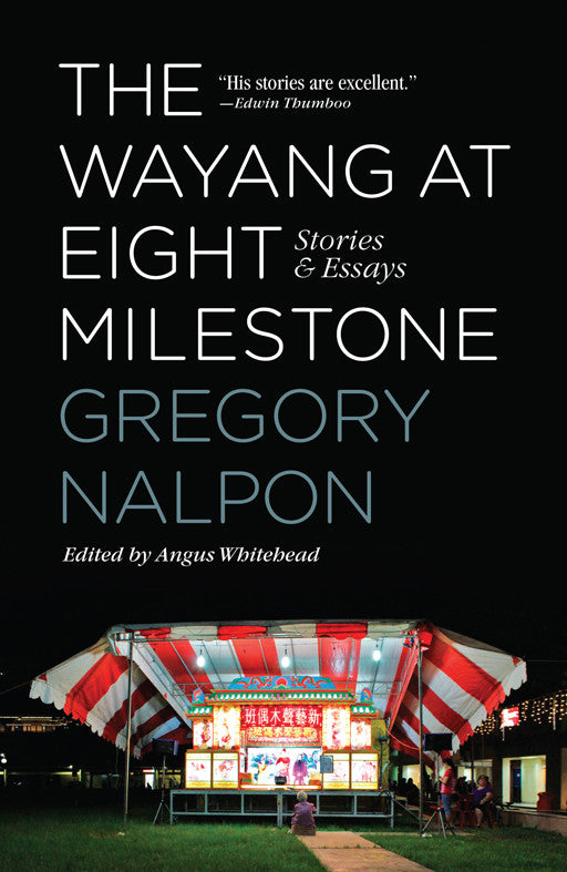 The Wayang at Eight Milestone: Stories & Essays