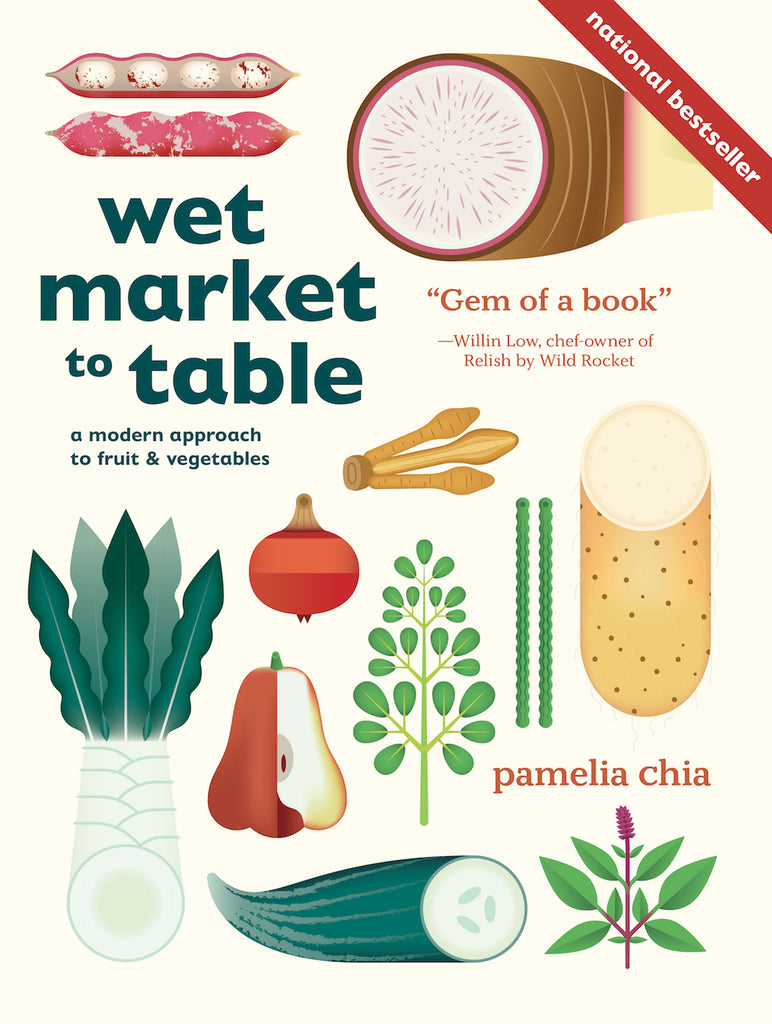 Wet Market to Table: A Modern Approach to Fruit and Vegetables