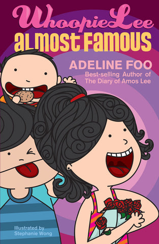 Whoopie Lee: Almost Famous (book 1)