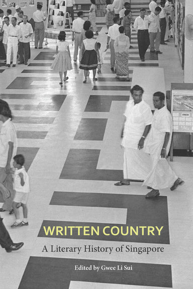 Written Country - Localbooks.sg