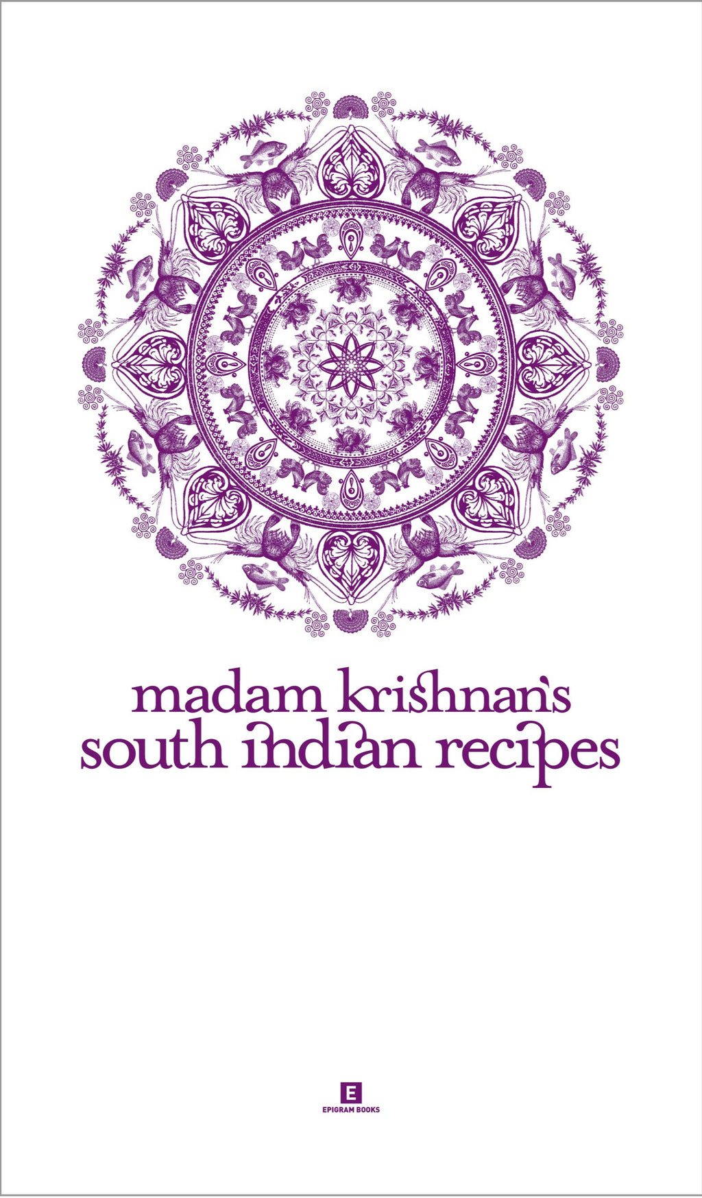 Madam Krishnan's South Indian Recipes
