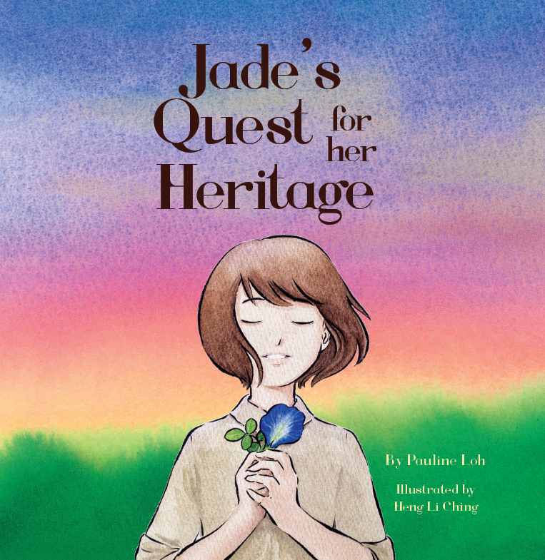 Jade's Quest for her Heritage