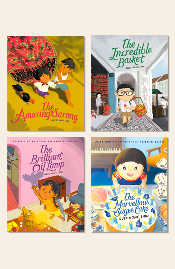 Heritage Picture Book Bundle