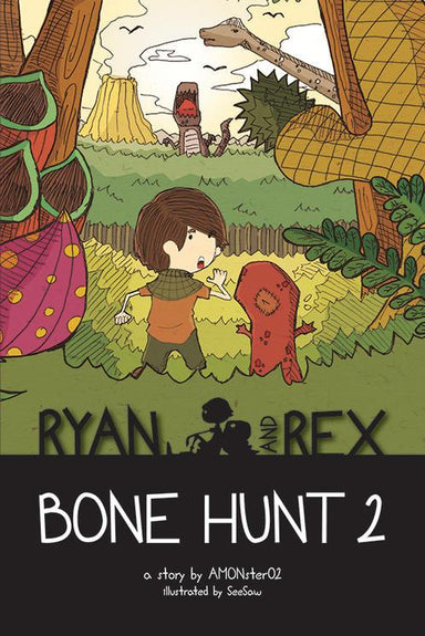 Ryan and Rex: Bonehunt 2 by AMONster02 & Seesaw