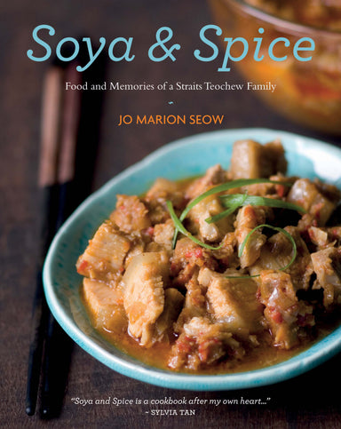 Soya & Spice Cookbook