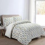 Printed Duvet Set 02