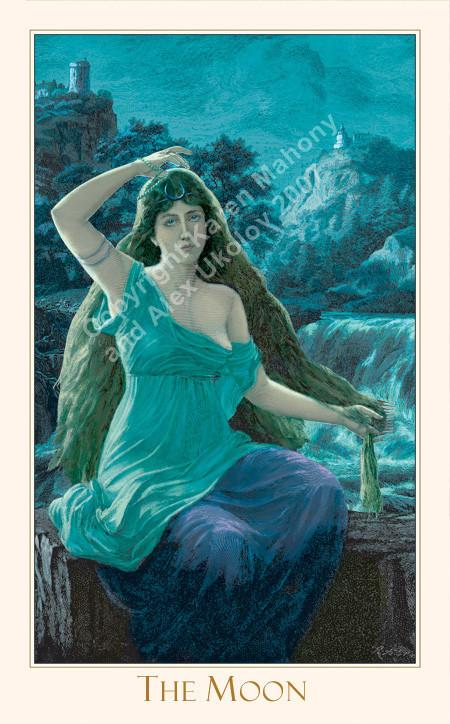 The Victorian Romantic Tarot second edition pre-order. Deck only. : No thnaks, only the deck - Baba Store - 10