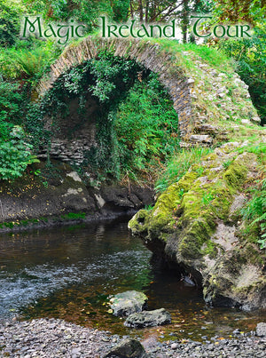 Magic Ireland Tours - Cromwell's Bridge, Kenmare, Ring of Kerry, Irish myths, legends, fairytales