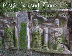 Magic Ireland Tours - visit Rock of Cashel in Ancient East, Baba Studio guided tour, Irish legends, Celtic mythology
