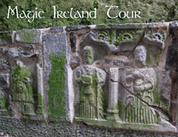Ireland Ancient East tour, Magic Ireland, Irish history, myth, legend, Baba Studio guided tours
